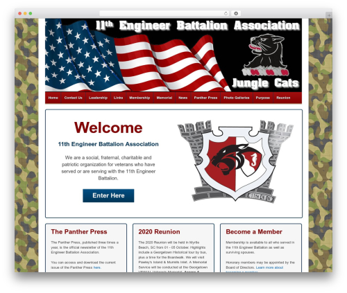 Responsive WordPress theme download - 11thengineers.com
