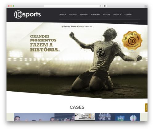 Free WordPress WP Simple Galleries plugin - 10sports.com.br