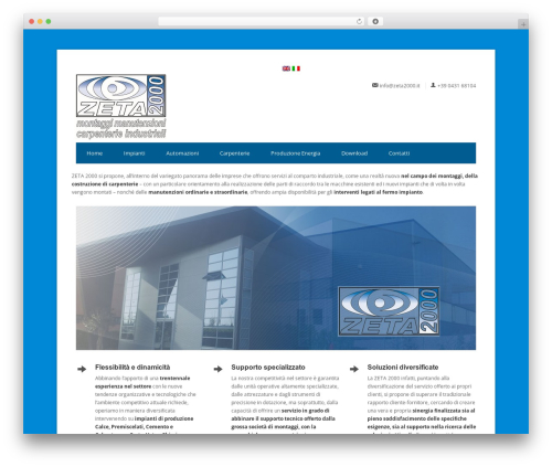 Theme WordPress Centum WP - zeta2000.it