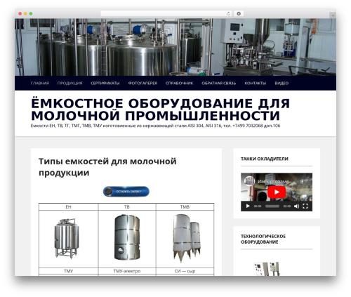 veayo top WordPress theme - molokotank.ru