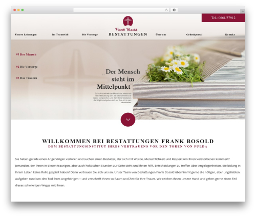 bosold_neu premium WordPress theme - bestattungen-bosold.de