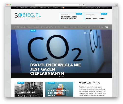 Sowe WP theme - 3obieg.pl