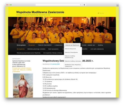 Free WordPress My Quicktags plugin - zawierzenie.pl