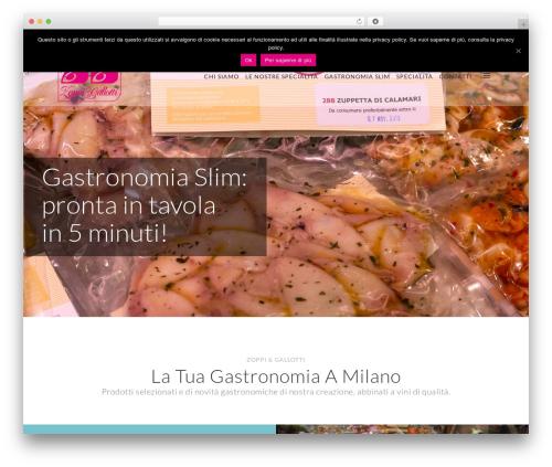 The Simple best WordPress theme - zoppiegallotti.com