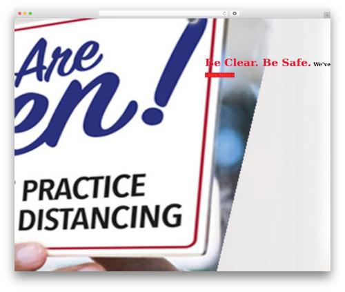 WordPress theme DMS - xl-color.com