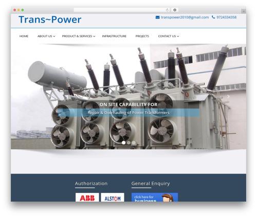 Free WordPress WordPress Gallery MaxGalleria plugin - trans-power.in
