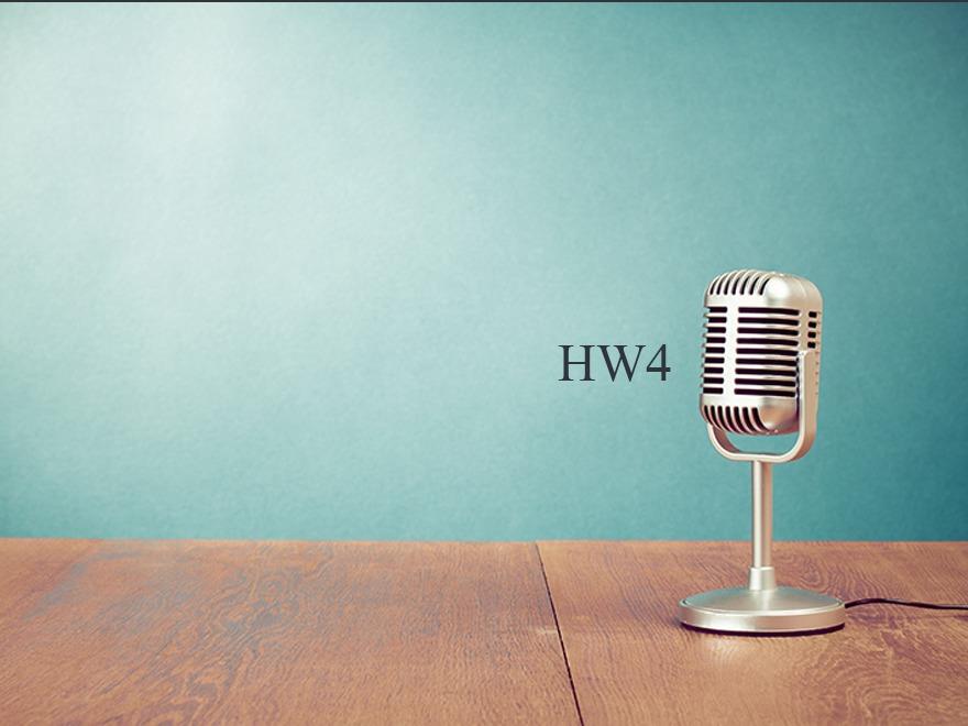 HW4 Theme best WordPress template