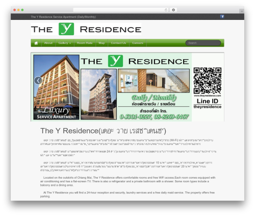 Free WordPress TablePress plugin - theyresidence.com