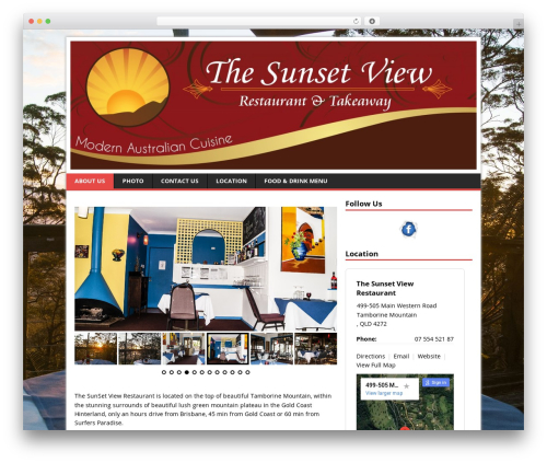 Free WordPress Ultimate Responsive Image Slider Plugin plugin - thesunsetview.com.au