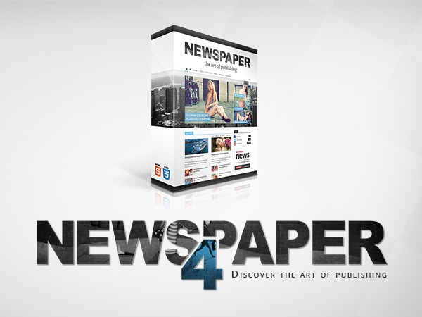Newspaper Child Theme best WordPress magazine theme