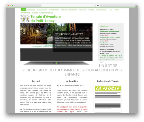 Small Business WordPress theme download - tapl.ch