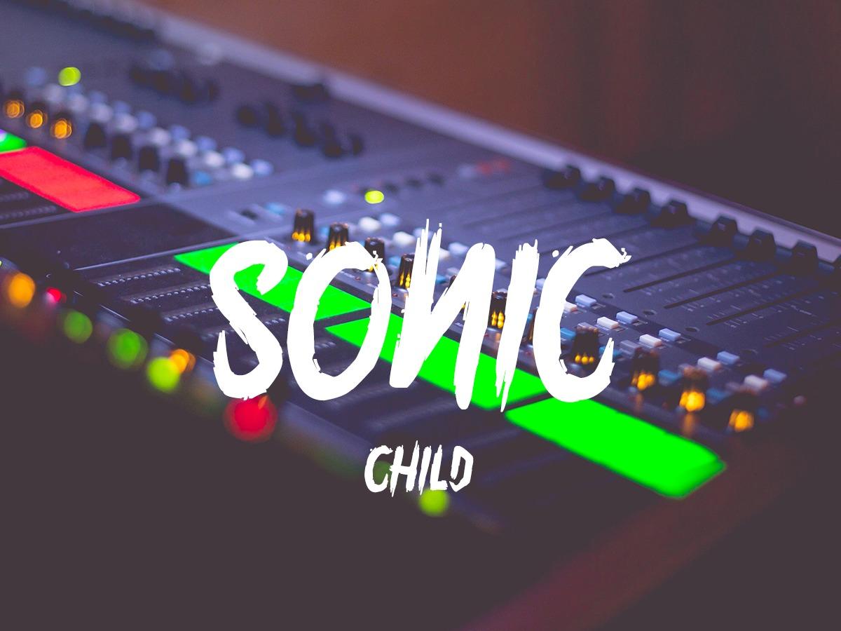 Sonic Child premium WordPress theme