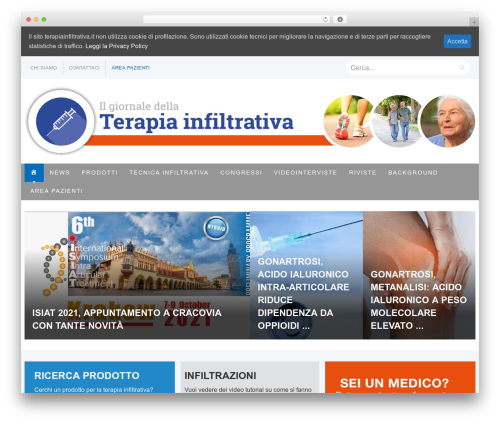 Free WordPress Equal Height Columns plugin - terapiainfiltrativa.it