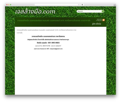 Greenblog premium WordPress theme - xn--72cb0foa4c6a5b9dve.com