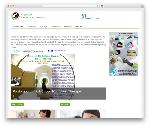 WP theme Saladmag (shared on wplocker.com) - xatrivietnam.vn