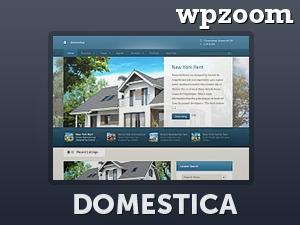Domestica top WordPress theme