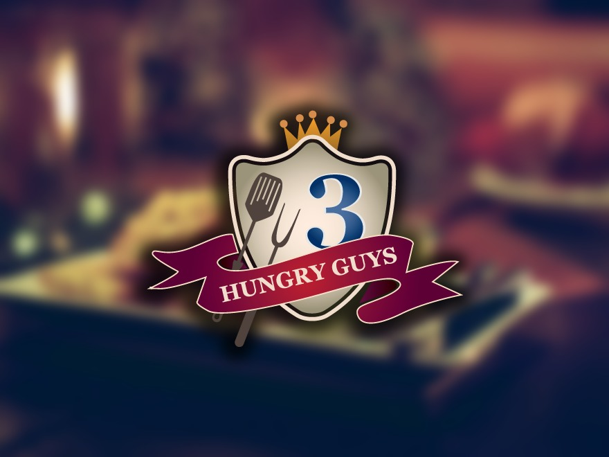 3 Hungry Guys WordPress theme