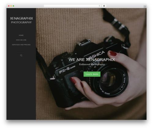 WordPress magazine3-widgets plugin - xenagraphix.com