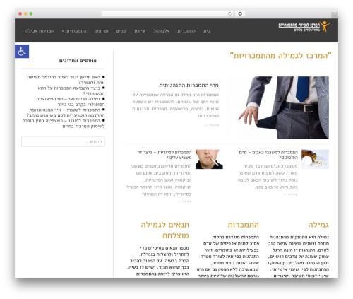 Scoop WordPress theme - xn--6dbeomi.co.il