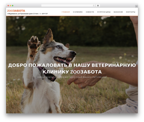 AccessPress Parallax WordPress theme free download - zoozabota.info
