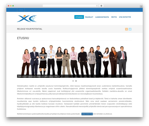 WP-Brilliance template WordPress - xc-consulting.fi