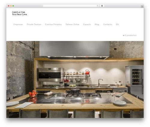 Free WordPress Snazzy Maps plugin - cuinacanelafina.com
