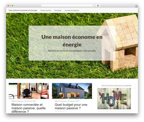 Newsbuzz WordPress theme free download - objectif-passif.fr
