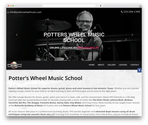 WordPress gallery-video plugin - potterswheelmusic.com