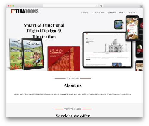 WordPress mt_testimonials plugin - tinatoons.com