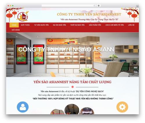 QCV MegaStore WordPress shopping theme - yensaoso1.com
