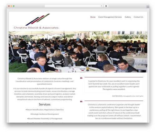 Free WordPress Testimonials plugin - christinariboldi.com