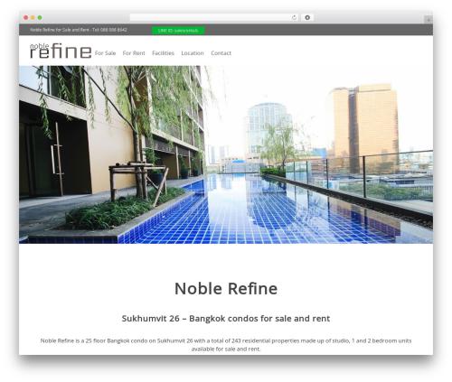WordPress livicons-shortcodes plugin - noblerefine.com