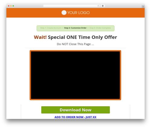 HarmonUX Core free WordPress theme - obiubi.com