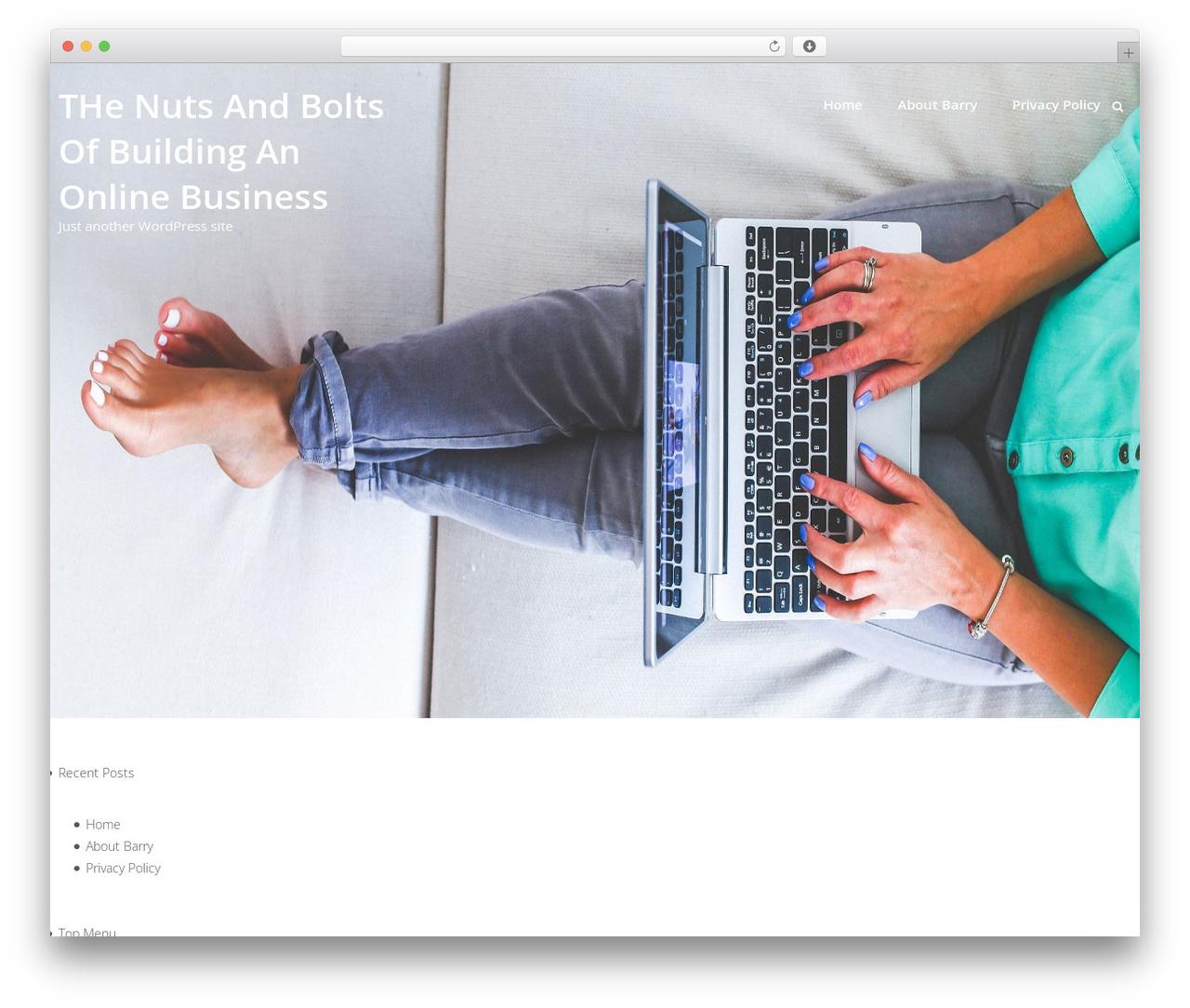 Swiftbiz Lite WordPress theme download - buildingabrighterfuture.com