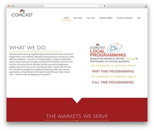 Free WordPress Spider FAQ plugin - comcastlocalprogramming.com
