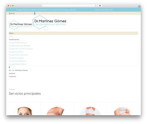 WordPress designthemes-doctor-addon plugin - cirugiamartinezgomez.com
