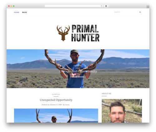 Activello WordPress template free download - primal-hunter.com