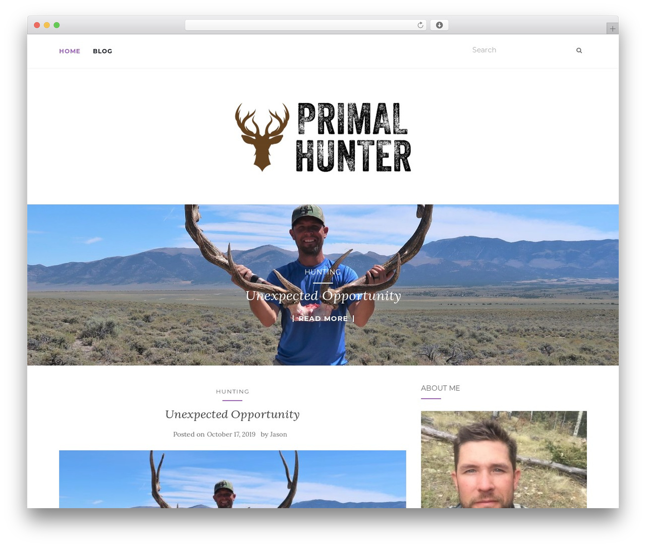 Activello WordPress template free download - primal-hunter.com