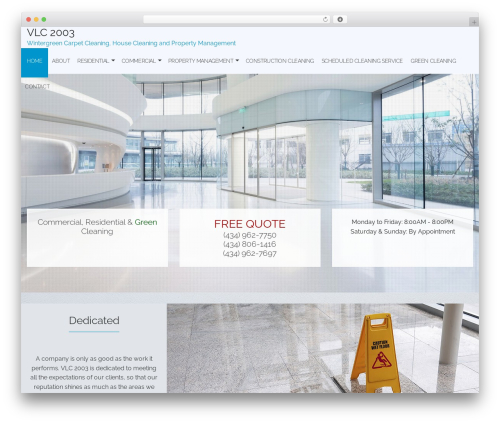 Janitorial 2 V8 WP theme - cleaningservicesva.com