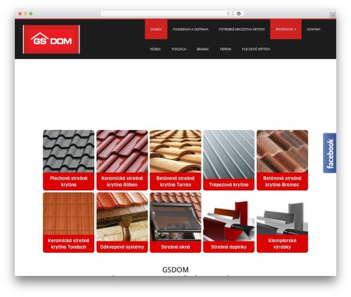 Metrolo WordPress theme free download - stresna-krytina.com