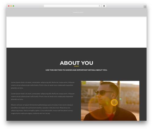 ResponsiveBoat WordPress page template - choosehavredegrace.com