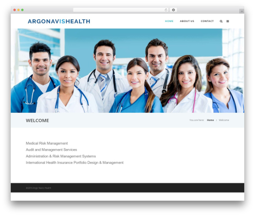 Specular best WordPress theme - argonavishealth.com
