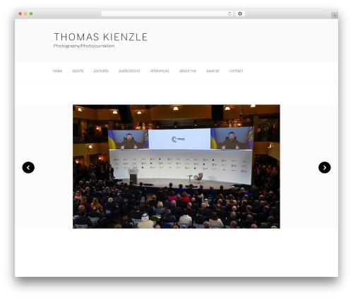 Twenty Seventeen WP template - thomas-kienzle.com