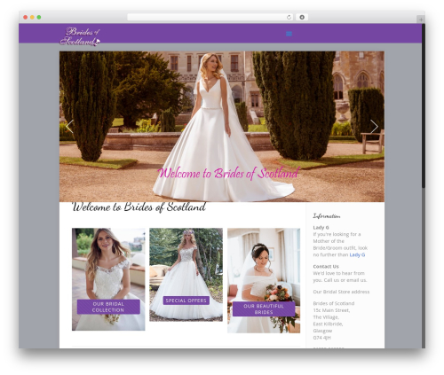 WordPress final-tiles-gallery plugin - bridesofscotland.com