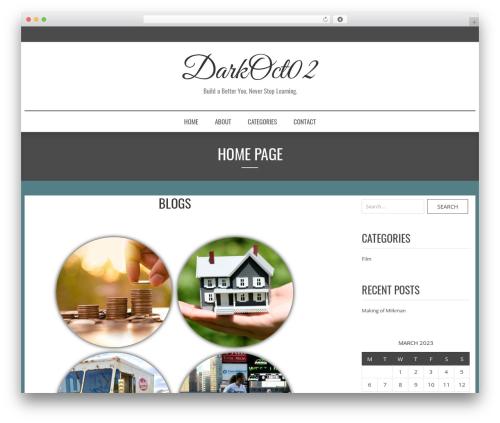 Comley WordPress theme free download - markettowardsmoney.com