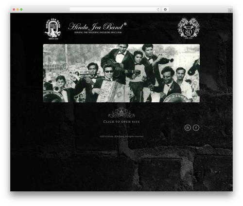 HinduJEABand top WordPress theme - jeabandjaipur.com
