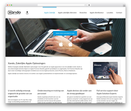 JOYN. best WordPress template - applezakelijk.com