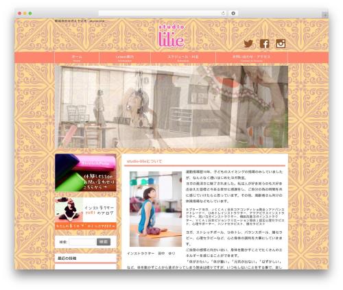 responsive_215 theme WordPress - studio-lilie.com