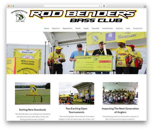 WordPress events-planner-pro plugin - rodbendersbassclub.com