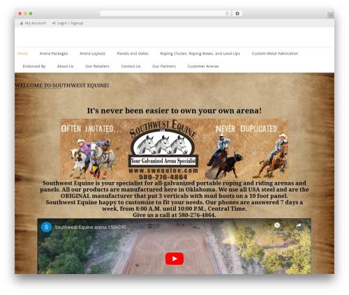 WordPress slider plugin - swequine.com